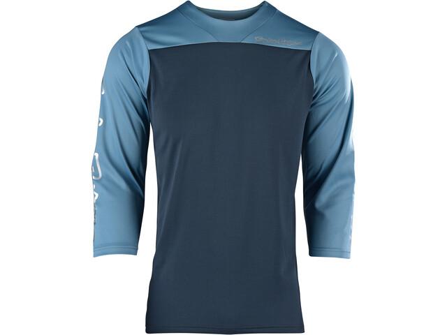 Troy Lee Designs Ruckus 3/4 Jersey Men block/charcoal/stone blue